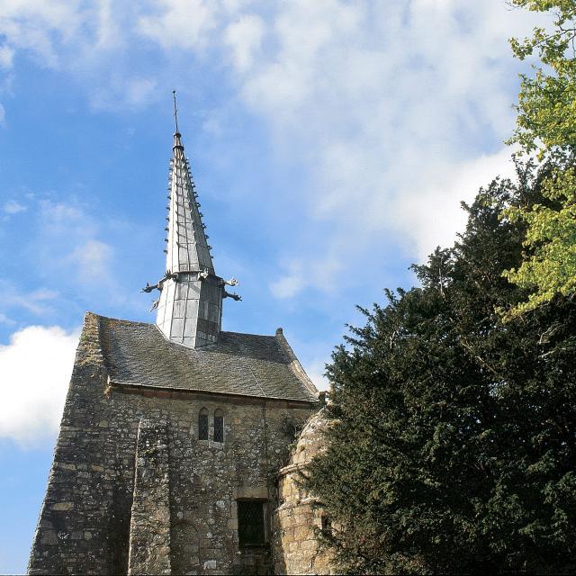 Chapelle Saint Gonéry Plougrescant