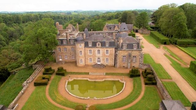 Chateau De Rosanbo