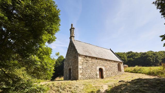Chapelle Saint Thurien dans la Vallée de Goas Lagorn