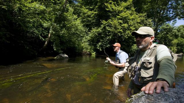 Guidage pêche avec Eric Hamon