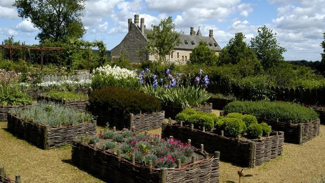 Jardins de La Roche Jagu