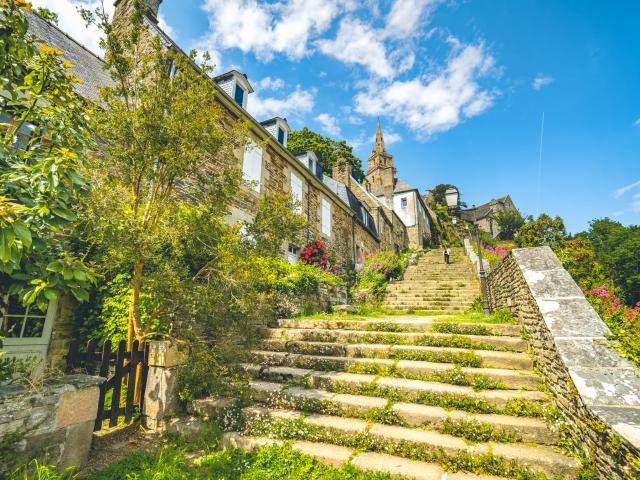 Escaliers de Brélévenez