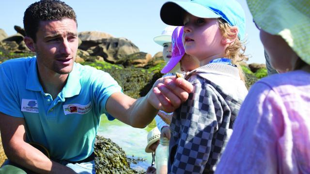 Sortie Découverte Marée Basse Aquarium Trégastel Alexandre Kozel (5)
