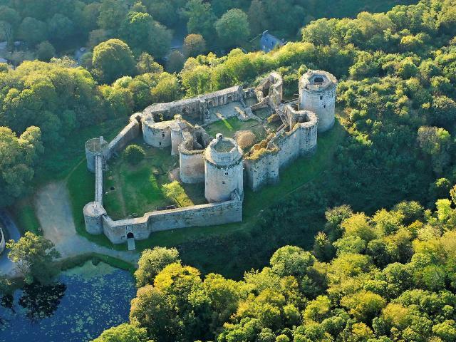 Castle Tonquédec