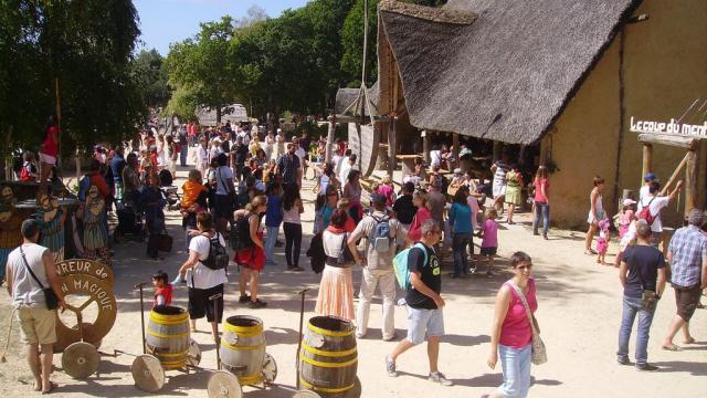 Village Gaulois Pleumeur Bodou