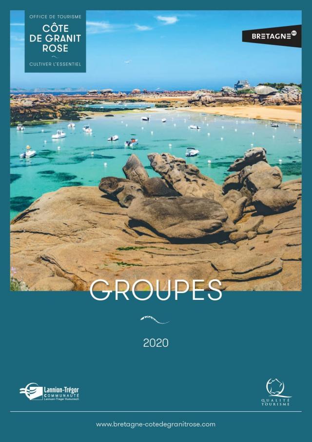 Brochure Groupe Côte De Granit Rose 2020
