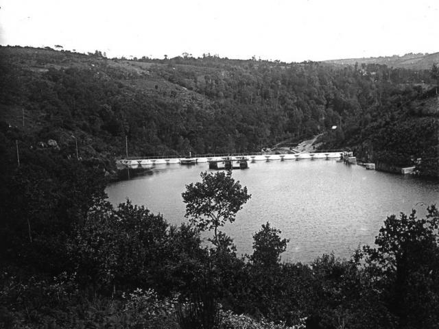 Ancien barrage de Kernansquillec
