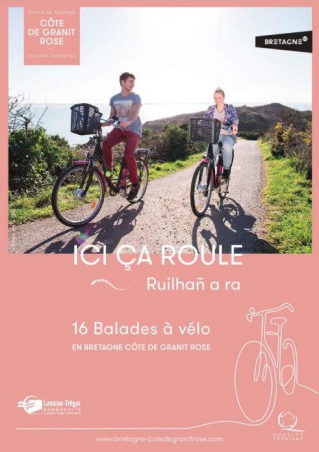 Ici ça Roule 16 Balades à Vélo Sur La Côte De Granit Rose