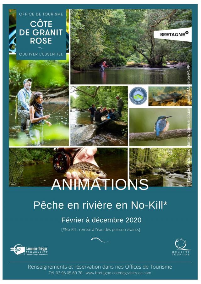 Animations Pêche en Rivière 2020