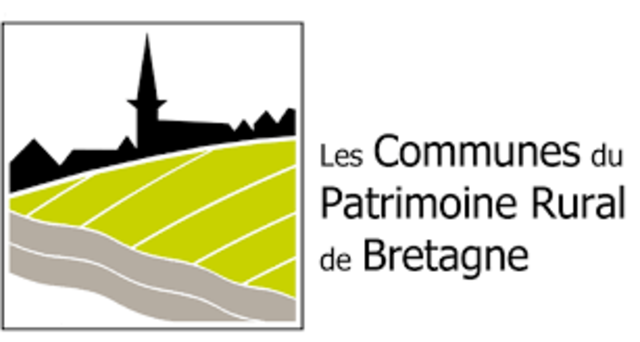 Logo communes du patrimoine rural de Bretagne