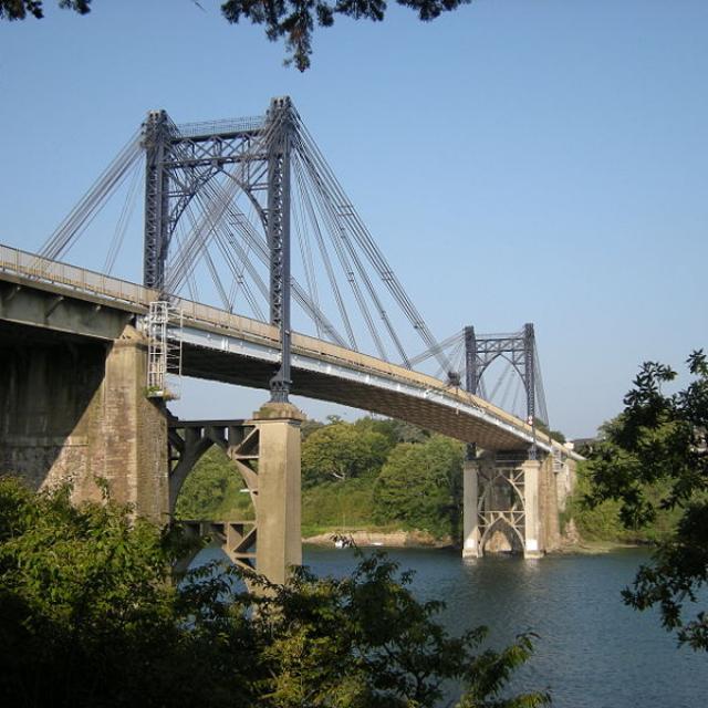 Pont De Lézardrieux