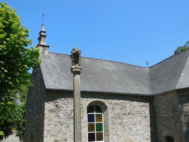 chapelle de Traou Meur à Trédarzec