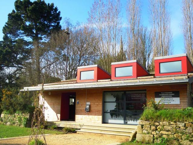 Maison des talus de Pouldouran - La Roche-Jaudy
