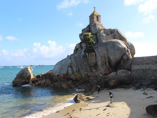 rocher de la Sentinelle