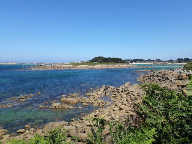 La Presqu'île De Landrellec