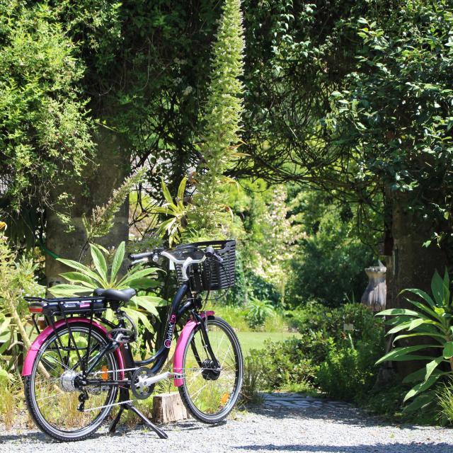 Kerdalo à vélo