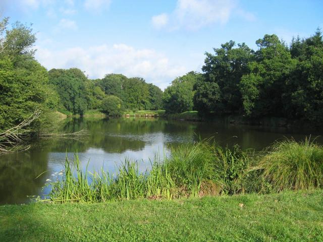 étangs De Milin Saezh