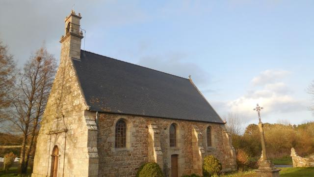 Chapelle Kermassac'h, Lanmodez