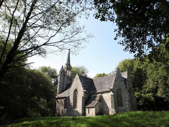 Chapelle Saint Nicolas De Plufur