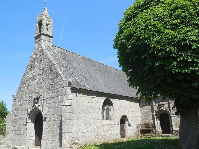 Chapelle St Maudez, Lanvellec