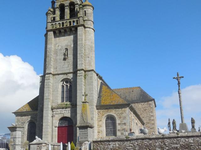 église de Hengoat