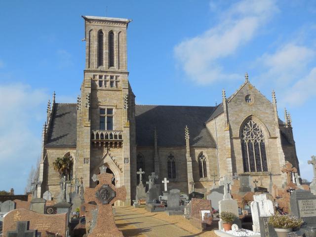Eglise Louannec