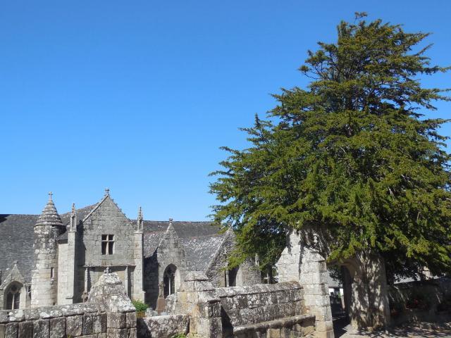 Eglise Saint Ivy Loguivy Les Lannion