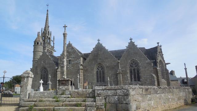 église Trédrez