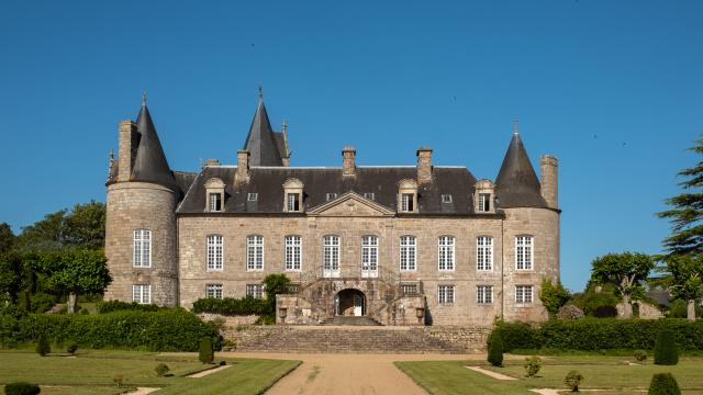 Château Kergrist - Ploubezre