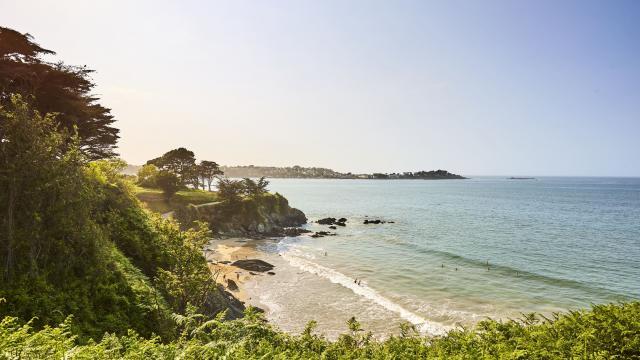 La plage des Curés - Plestin-les-Grèves