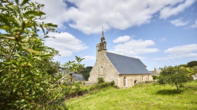 Notre Dame du Yaudet - Ploulec'h