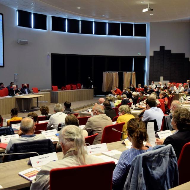 Salle du Conseil LTC
