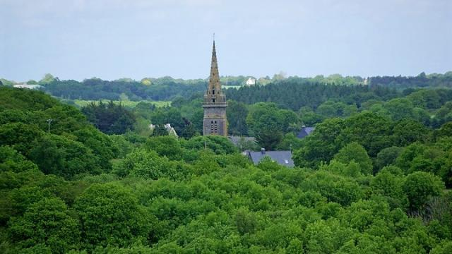 Eglise Saint Brandan de Lanvellec