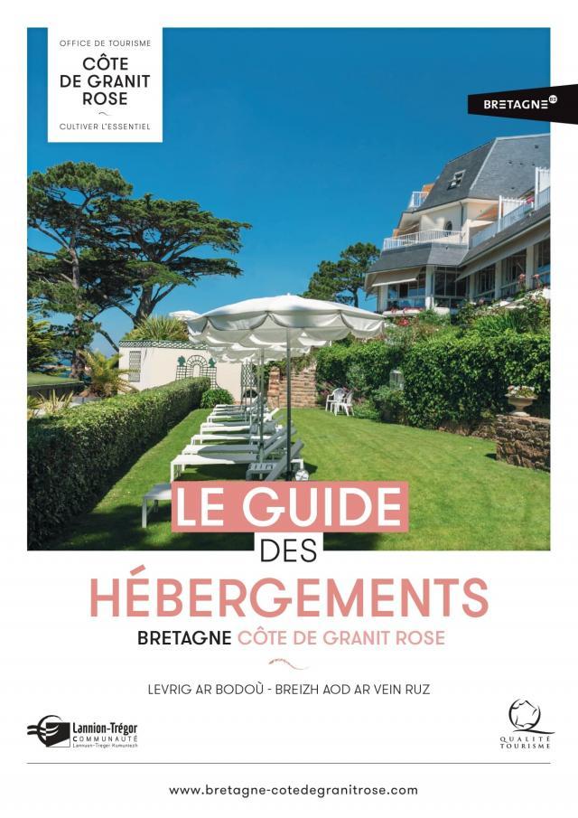 Guide des hébergements Côte de Granit Rose 2021