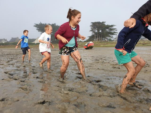 Robinson Aventure Nature Jeune Enfant Bretagne Escapade Glaz Terre Et Mer