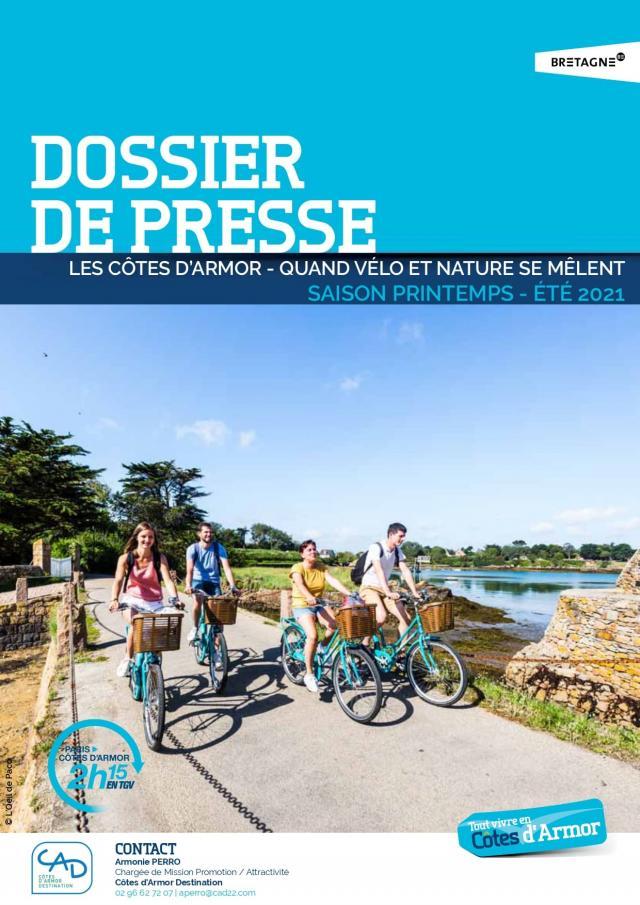 Dossier De Presse Côtes D'armor Destination Printemps été 2021 Page 0001