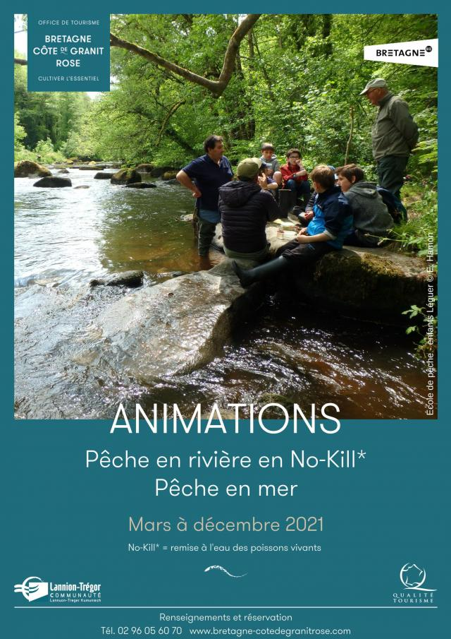 Animations Pêche 2021