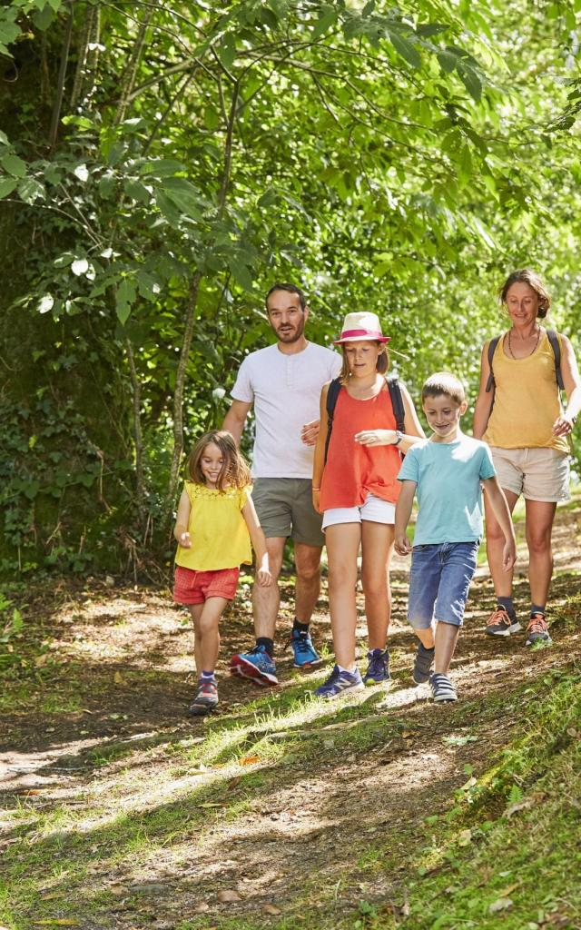 Voyager vert en famille