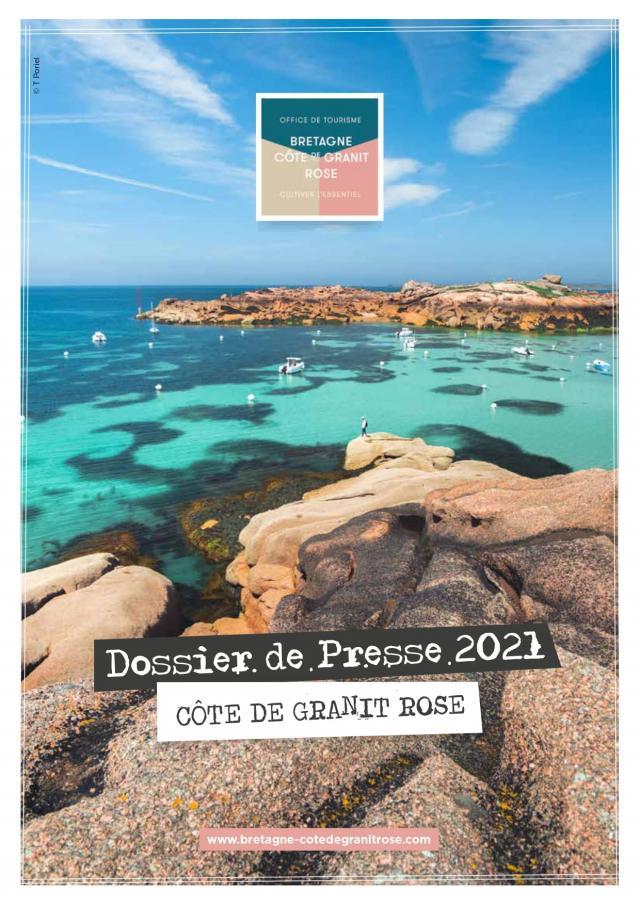 Dossierde Presse Côte De Granit Rose 2021