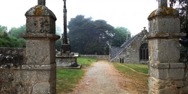 La chapelle Notre dame de port blanc