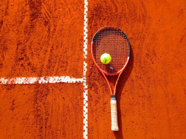 07 Balle Balle De Tennis Concevoir Court 209977