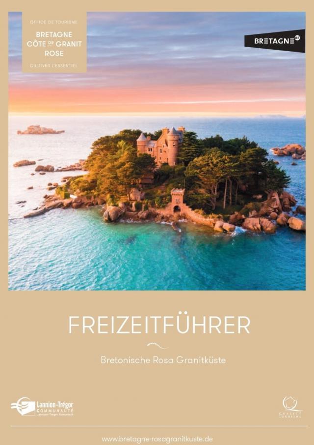Freizeitführer Bretonische Rosa Granitküste