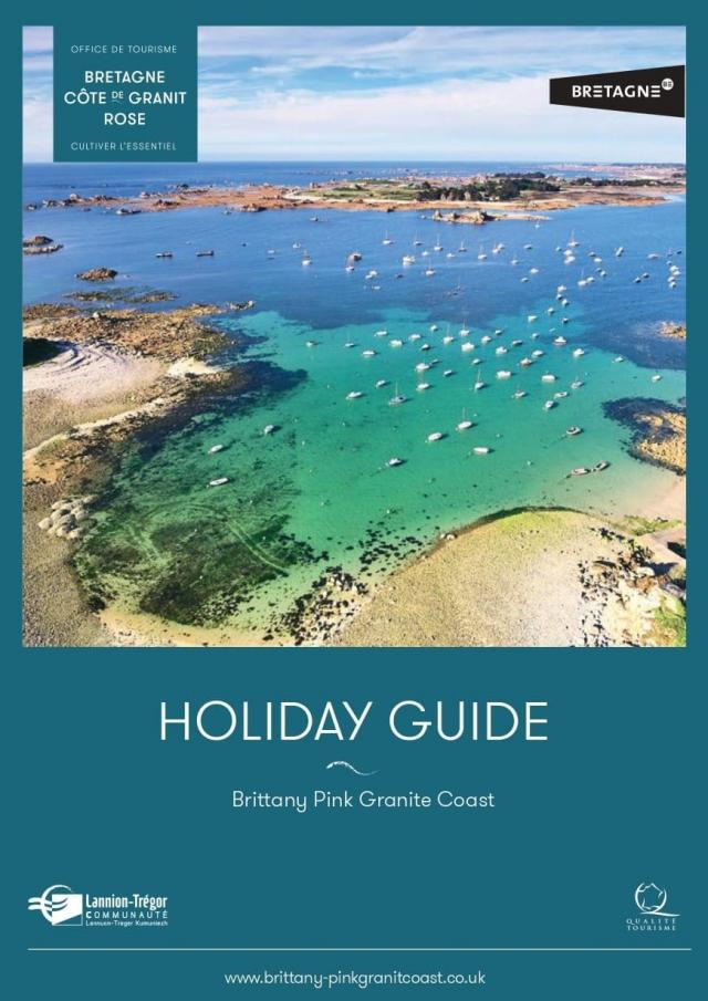 Holiday Guide Brittany Pink Coast