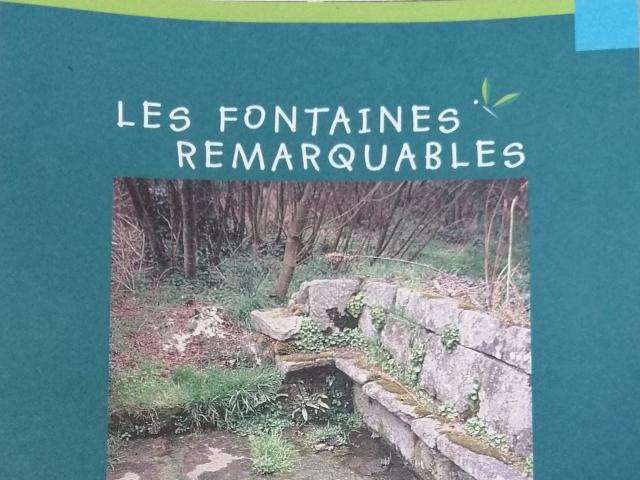 Les fontaines remarquables