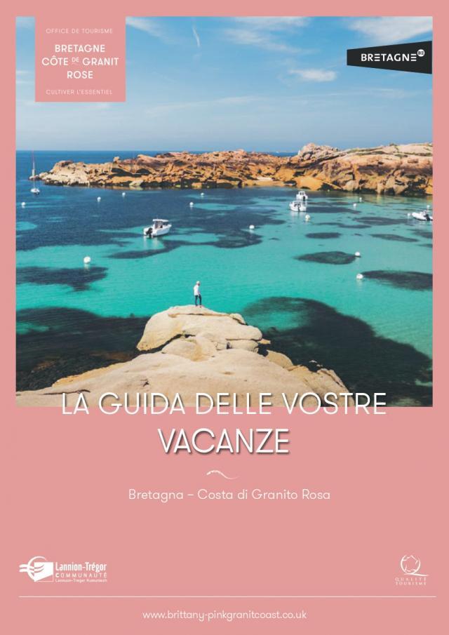 La guida delle vostre vacanze Bretagna – Costa di Granito Rosa