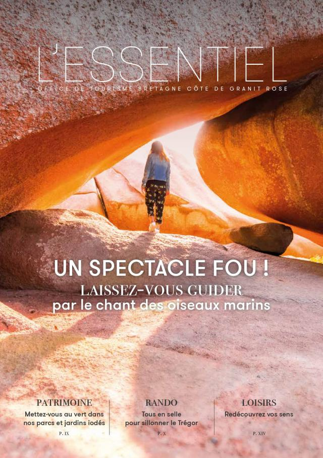 Couv. Magazine L'essentiel #2