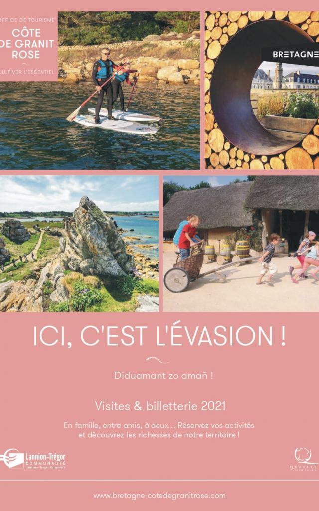 Ici C'est L'évasion Guide Visites Et Billetterie 2021