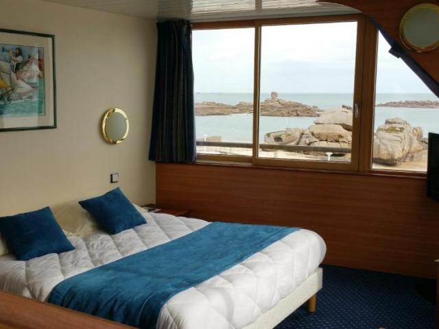 chambre hôtel de la mer