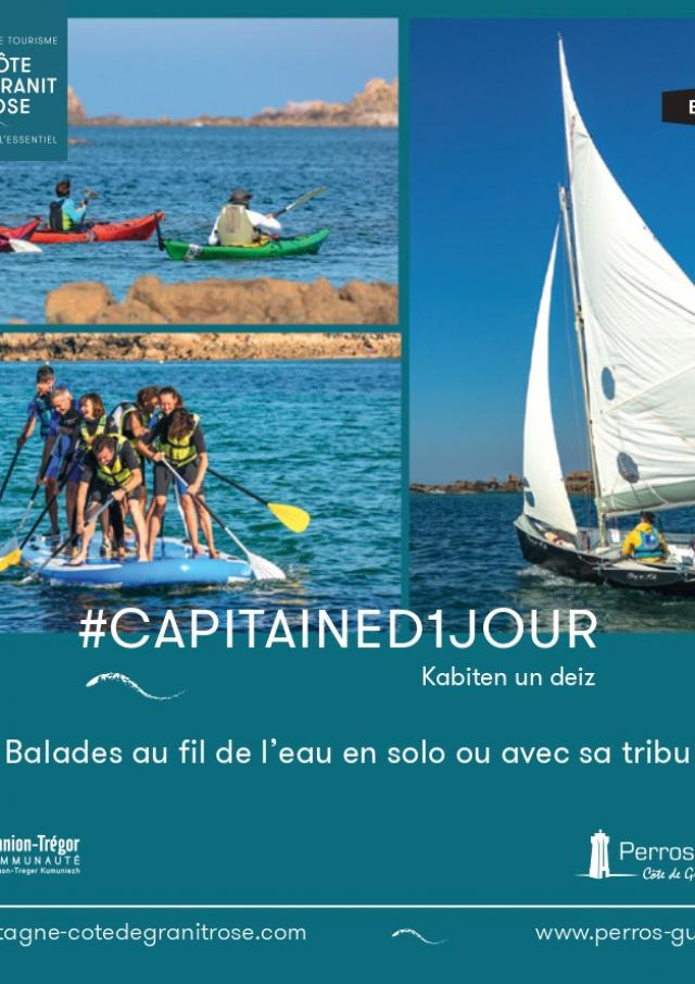 #capitained1jour 2021