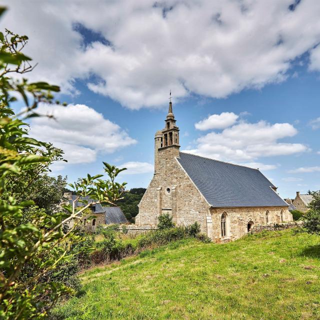 Notre Dame du Yaudet à Ploulec'h